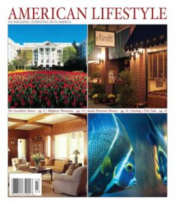 Issue 10 of American Lifestyle magazine