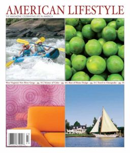 Issue 17 of American Lifestyle magazine