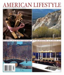 Issue 28 of American Lifestyle magazine