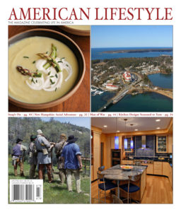 Issue 54 of American Lifestyle magazine