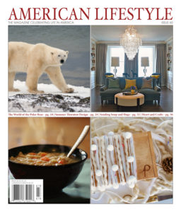 Issue 60 of American Lifestyle magazine