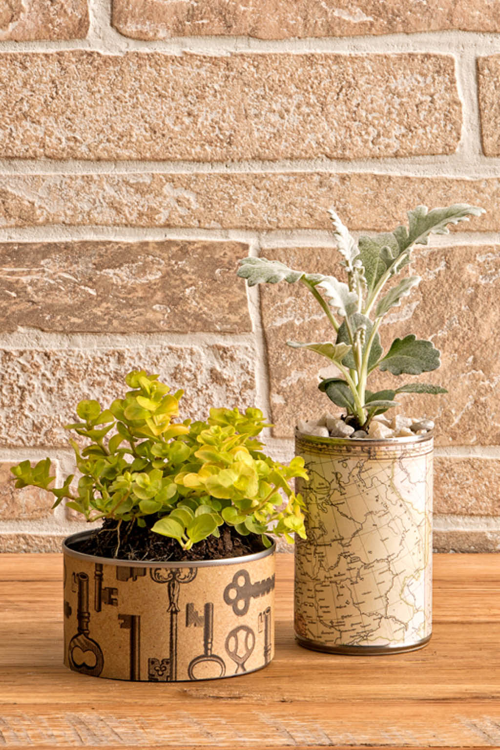 upcycled-papier-mache-planter