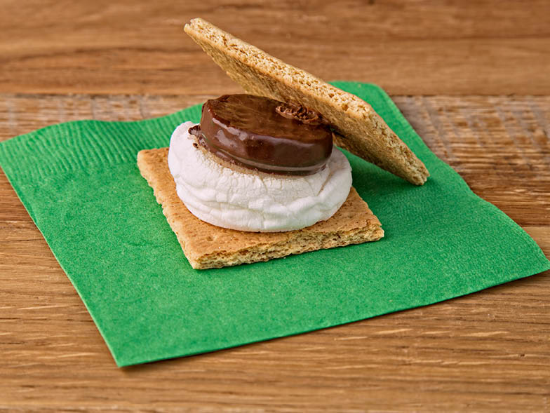 peppermint-smore