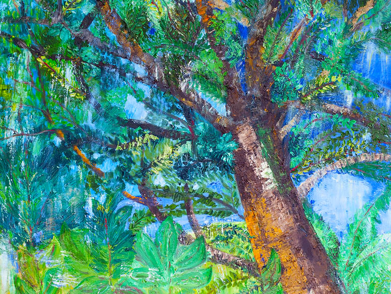 rainforest-painting-in-blue-and-green